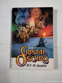 Libro CRISTAL OSCURO