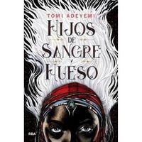 Libro HIJOS DE SANGRE Y HUESO