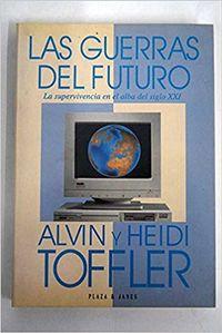 Libro LAS GUERRAS DEL FUTURO
