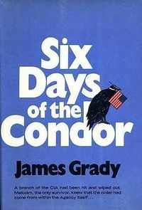 Libro SIX DAYS OF THE CONDOR