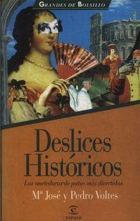 Libro DESLICES HISTÓRICOS