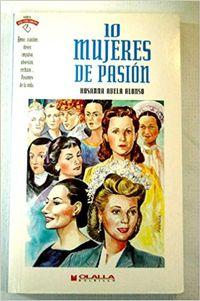 Libro 10 MUJERES DE PASION