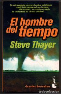 Libro EL HOMBRE DEL TIEMPO