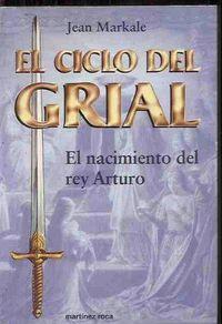 Libro EL NACIMIENTO DEL REY ARTURO