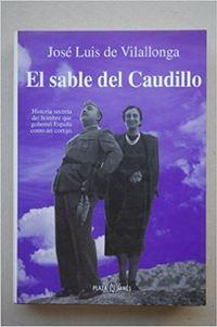 Libro EL SABLE DEL CAUDILLO