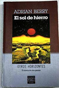Libro EL SOL DE HIERRO