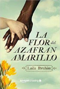 Libro LA FLOR DEL AZAFRÁN AMARILLO