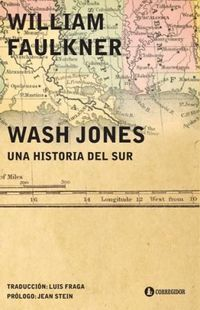 Libro WASH JONES. UNA HISTORIA DEL SUR