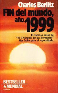 Libro FIN DEL MUNDO, AÑO 1999
