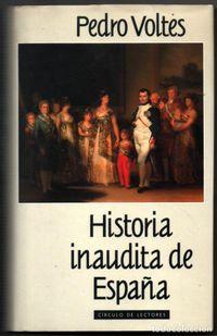 Libro HISTORIA INAUDITA DE ESPAÑA