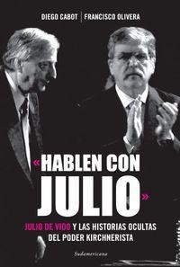 Libro HABLEN CON JULIO