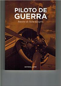 Libro PILOTO DE GUERRA
