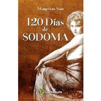 Libro 120 DÍAS DE SODOMA