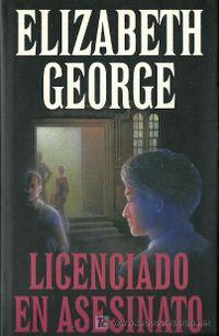 Libro LICENCIADO EN ASESINATO