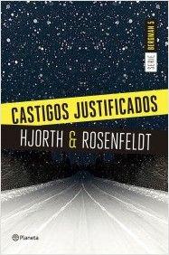 Libro CASTIGOS JUSTIFICADOS (SERIE BERGMAN 5)