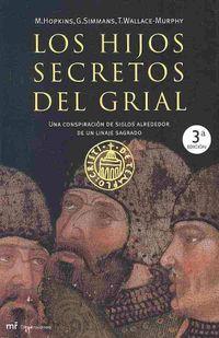 Libro LOS HIJOS SECRETOS DEL GRIAL