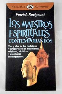 Libro LOS MAESTROS ESPIRITUALES CONTEMPORÁNEOS