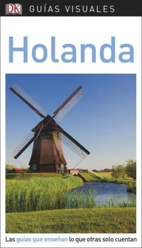 Libro GUÍA VISUAL HOLANDA
