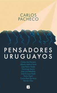 Libro PENSADORES URUGUAYOS