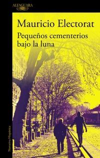 Libro PEQUEÑOS CEMENTERIOS BAJO LA LUNA (MAPA DE LAS LENGUAS)