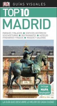 Libro GUÍA VISUAL TOP 10 MADRID