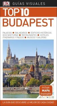 Libro GUÍA VISUAL TOP 10 BUDAPEST