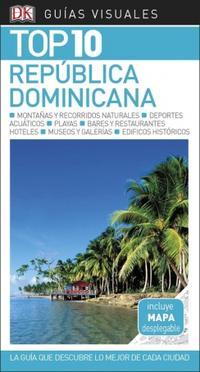 Libro GUÍA VISUAL TOP 10 REPÚBLICA DOMINICANA