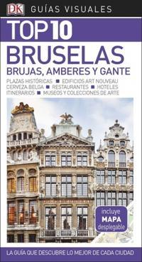 Libro GUÍA VISUAL TOP 10 BRUSELAS