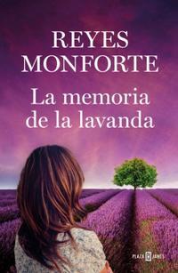 Libro LA MEMORIA DE LA LAVANDA (EDICIÓN FIRMADA POR LA AUTORA)