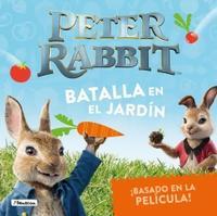 Libro BATALLA EN EL JARDÍN (PETER RABBIT. ÁLBUM ILUSTRADO)