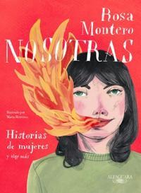 Libro NOSOTRAS. HISTORIAS DE MUJERES Y ALGO MÁS