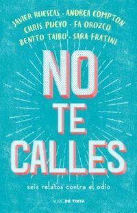 Libro NO TE CALLES