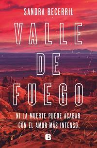 Libro VALLE DE FUEGO