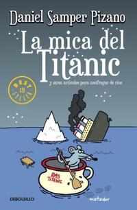 Libro LA MICA DEL TITANIC