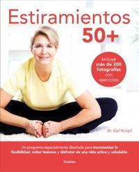 Libro ESTIRAMIENTOS 50+