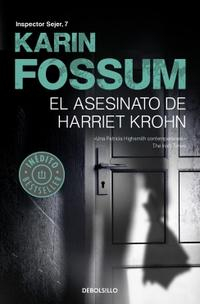 Libro EL ASESINATO DE HARRIET KROHN (INSPECTOR SEJER 7)
