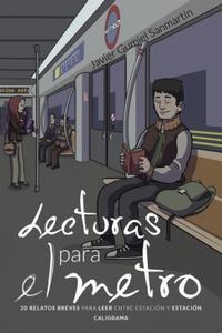 Libro LECTURAS PARA EL METRO