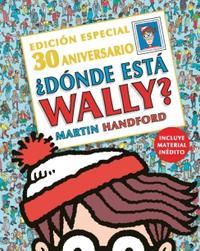 Libro ¿DÓNDE ESTÁ WALLY? EDICIÓN ESPECIAL 30 ANIVERSARIO