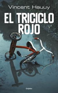 Libro EL TRICICLO ROJO