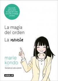 Libro LA MAGIA DEL ORDEN. LA NOVELA