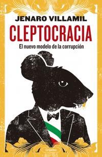 Libro CLEPTOCRACIA