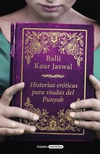 Libro HISTORIAS ERÓTICAS PARA VIUDAS DEL PUNYAB