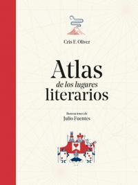 Libro ATLAS DE LOS LUGARES LITERARIOS