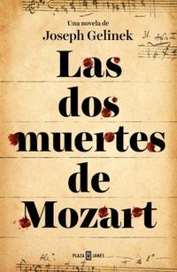 Libro LAS DOS MUERTES DE MOZART