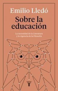 Libro SOBRE LA EDUCACIÓN