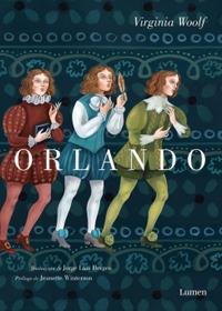 Libro ORLANDO (EDICIÓN ILUSTRADA)