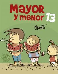 Libro MAYOR Y MENOR 13