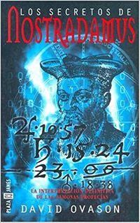 Libro LOS SECRETOS DE NOSTRADAMUS