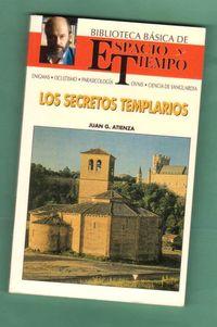 Libro LOS SECRETOS TEMPLARIOS