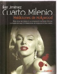 Libro MALDICIONES DE HOLLYWOOD
